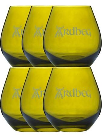 ARDBEG - 6x Whisky Becher Big Tumbler  – Bild 1