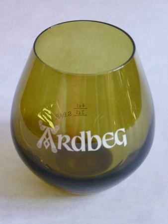 ARDBEG - 1x Whisky Becher/Tumbler