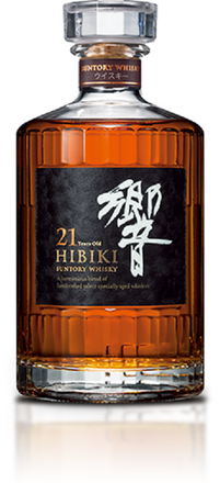 Hibiki 21 Jahre Blended Malt Whisky Japan 43%vol. 1x0,70L