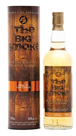 Duncan Taylor - THE BIG SMOKE – Islay Blended Malt Scotch Whisky 46%Vol. 1x0,7L