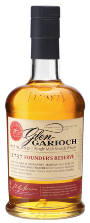 GLEN GARIOCH 1797 Founder's Reserve - Single Highland Malt Whisky 48% 1x0,70L – Bild 2