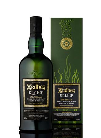ARDBEG KELPIE Limited Edition 2017 -  46% Vol 1x0,7L Single Islay Malt Scotch Whisky