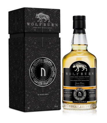 WOLFBURN KYLVER Series II - HIGHLAND SINGLE MALT SCOTCH WHISKY 1x0,7L 50% vol. – Bild 1
