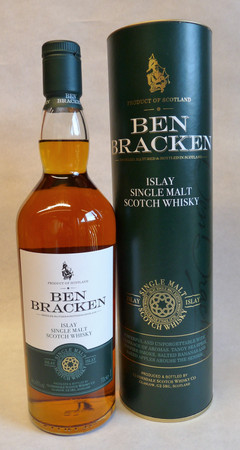 Ben Bracken ISLAY - Single Malt Scotch Whisky 40% Vol. 1x 0,7L