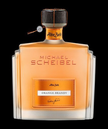 Scheibel Alte Zeit Orange-Brandy 35%vol. 1x0,70L