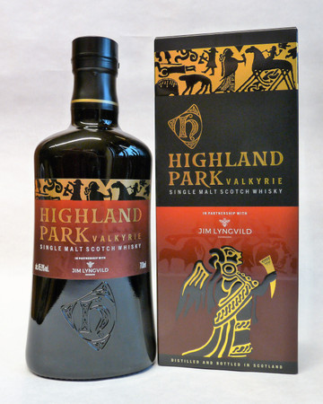 HIGHLAND PARK VALKYRIE - Orkney Island Single Malt Whisky 45,9% 1x0,70L