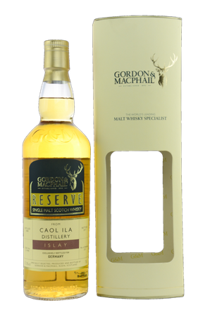 Caol Ila 2008/2017 G&M Reserve Exclusive for Germany - Islay Single Malt Scotch Whisky 57,3% 1x0,7L