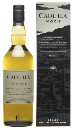 Caol Ila Moch Islay Single Malt Scotch Whisky 43% 1x0,7L