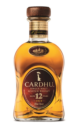 CARDHU 12 Years Old Speyside Single Malt Whisky 1x 0,70L 40%vol. – Bild 2