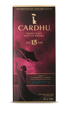 CARDHU 15 Years Old Speyside Single Malt Whisky 1x 0,70L 40%vol. – Bild 2
