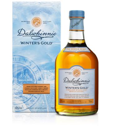 DALWHINNIE Winters Gold - 43% Vol 1x0,7L Single Malt Scotch Whisky