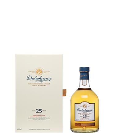 DALWHINNIE 25 Years Old (2015) - 48,8% Vol 1x0,7L Single Malt Scotch Whisky