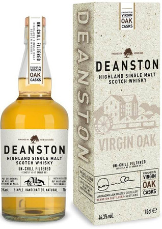 Deanston Virgin Oak - Highland Single Malt Scotch Whisky 1x0,7L 46,3% vol