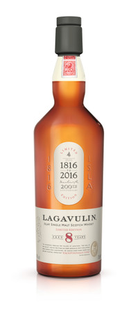 Lagavulin 8 Years Old  Single Islay Malt Whisky - 1x 0,70L 48%vol – Bild 2