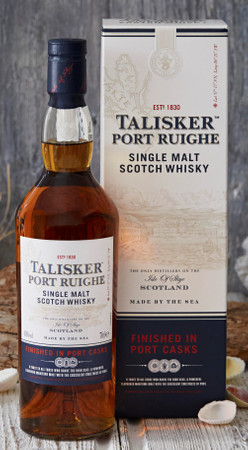 TALISKER Port Ruighe - 45,8% Vol 1x0,7L Single Malt Scotch Whisky