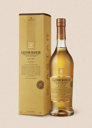 GLENMORANGIE ASTAR 2017 - Single Highland Malt Scotch Whisky 52,5%vol 1x0,70L