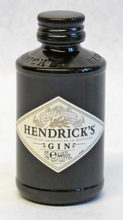 HENDRICK'S GIN - 1x0,05L 44% vol. Miniatur