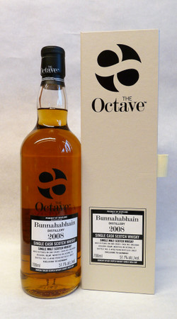 BUNNAHABHAIN 8 Jahre 2008/2017 Exklusive to Germany - Sherry Octave Cask 3813559 - 51,1%Vol.- 1x0,70L
