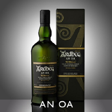 ARDBEG AN OA -  46,6% Vol 1x0,7L Single Islay Malt Scotch Whisky – Bild 1