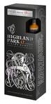 HIGHLAND PARK 12 Jahre Geschenkset + Miniatur 18y - Orkney Single Malt Whisky 1x0,70L 40%vol. +1x0,05L 43%vol.