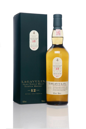 LAGAVULIN 12 Jahre Special Release 2017  56,5% Vol 1x0,7L Single Malt Whisky