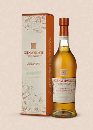 GLENMORANGIE A MIDWINTER NIGHT'S DRAM 2017 - Single Malt Scotch Whisky 43%vol 1x0,70L