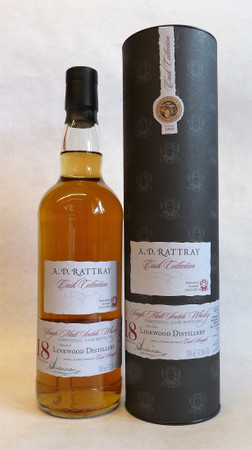 A.D.Rattray - LINKWOOD, 1997, 18 y.o., 57,8%, Bourbon + Sherry butt no. 7180 1x0,7L