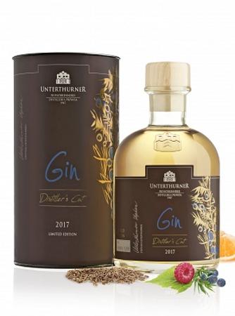 Unterthurner Gin Distiller's Cut 2017 - 45%vol. 1x0,70L