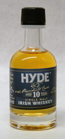 "HYDE No.1 sherry finish ""Presidents Cask"" MINIATUR - IRISH SINGLE MALT WHISKEY 1x0,05L 46%"