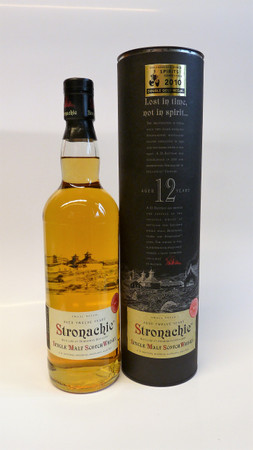A.D.Rattray - STRONACHIE 12 (Benrinnes) - HIGHLAND SINGLE MALT WHISKY 1x0,7L 43%