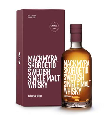 MACKMYRA SKÖRDETID - Swedish Single Malt Whisky 46,1% 1x0,70L