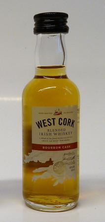 West Cork Original Blend - BOURBON CASK - Blended Irish Whiskey - 1x0,05L 40% Miniatur