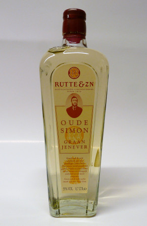 Rutte & Son - OUDE SIMON (Old Simon) Jenever/Genever - 35%vol. 1x0,70L