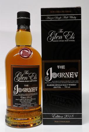 GLEN ELS JOURNEY Edition 2018 - Harzer Single Malt Whisky 43% 1x0,70L
