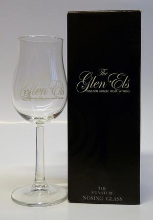 GLEN ELS - Nosing Glas - Harzer Single Malt Whisky
