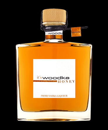 Scheibel it's woodka HONEY - PRIME VODKA LIQUEUR - 35,5%vol. 1x0,70L