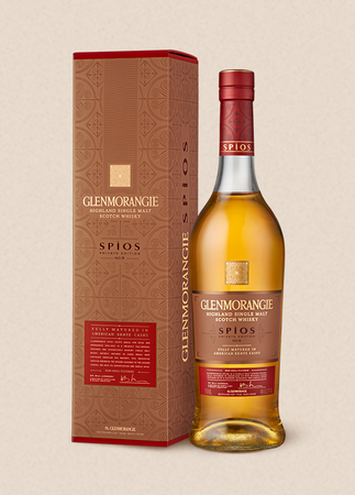 GLENMORANGIE SPIOS - Single Highland Malt Scotch Whisky 46%vol 1x0,70L PRIVATE EDITION No.9