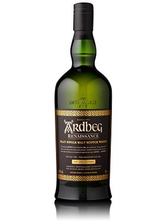 ARDBEG RENAISSANCE 1998/2008 -  55,9% Vol 1x0,7L Single Islay Malt Scotch Whisky