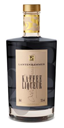Lantenhammer KAFFEE LIQUEUR - Bavarian Likör 25% 1x0,50L