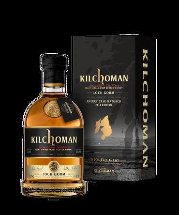 "KILCHOMAN ""LOCH GORM"" Edition 2018 - ISLAY SINGLE MALT WHISKY 1x0,7L 46% vol. – Bild 1"