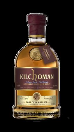 KILCHOMAN PORT CASK Edition 2018 - ISLAY SINGLE MALT WHISKY 1x0,7L 50% vol. – Bild 2