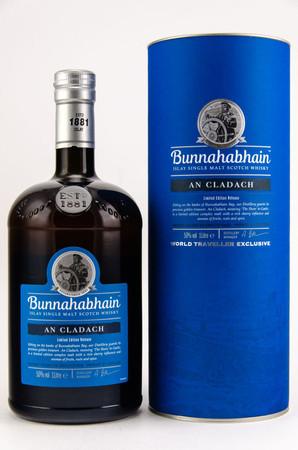 BUNNAHABHAIN AN CLADACH - Islay Single Malt Scotch Whisky 1x1,0L 50% vol – Bild 1