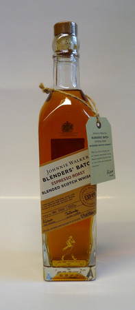 Johnnie Walker BLENDERS BATCH ESPRESSO ROAST - Blended Scotch Whisky 43,2%Vol. 1x0,5L – Bild 1
