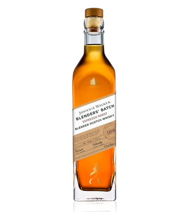Johnnie Walker BLENDERS BATCH ESPRESSO ROAST - Blended Scotch Whisky 43,2%Vol. 1x0,5L – Bild 2
