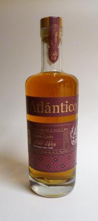 ATLANTICO RUM COGNAC CASK aged  - Dominican Rum 40%vol. 1x0,7L