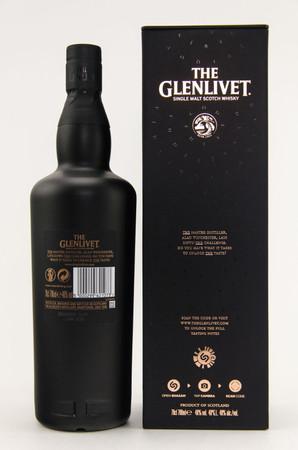 The Glenlivet CODE 2018 - Single Malt Whisky 1x0,7L - 48%Vol. – Bild 2