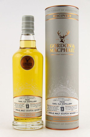 CAOL ILA 13 Years G&M Discovery - New Range - Islay Single Malt Scotch Whisky 43% 1x0,7L – Bild 1