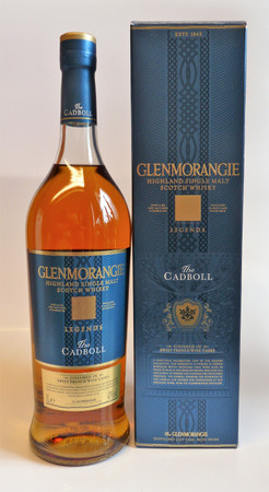GLENMORANGIE The CADBOLL - Single Highland Malt Scotch Whisky 43%vol 1x1,0L