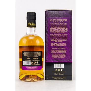 GlenAllachie 12 y.o. 46%vol. 1x0,7L in GP – Bild 2