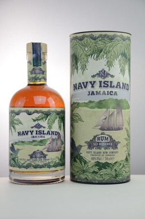 NAVY ISLAND JAMAICA RUM XO RESERVE - Pot Still Rum 40%vol 1x0,70L